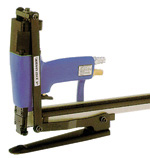 Pneumatic Plier Staplers & Staples